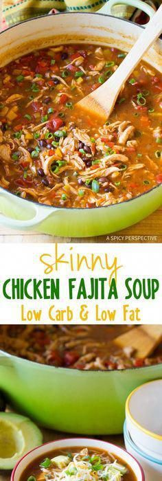 Low Carb Chicken Recipes, Healthy Low Carb Recipes, Low Carb Dinner Recipes, Diet Recipes, Cooking Recipes, Keto Chicken, Low Far Recipes, Healthy Crockpot Soup Recipes, Low Carb Food