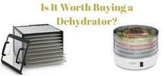 Is It Worth Buying a Dehydrator