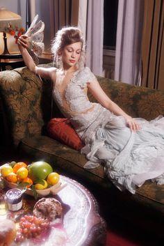 Annabel Mehran :: Portfolio : Fashion : Lula Joanna Lily