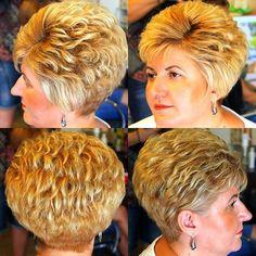 coiffure courte classique