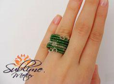 Sublime Metier Enamel, Rings, Accessories, Vitreous Enamel, Enamels, Ring, Jewelry Rings, Ornament
