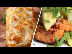 10 Easy And Fancy Dinner Recipes •Tasty - YouTube