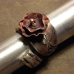 Just finished this~not your average spoon ring~can you give it a yes? Or..no, don't do it again!