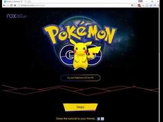 pokemon go di pc atau laptop