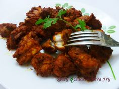 Home Made Recipes: Spicy Chicken Tava Fry