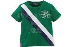 Ralph Lauren Baby Boys' Short Sleeve Tee .  Color: Athletic Green .  Size:  12M , 18M . To order: http://www.shopaholic.com.ph/#!/Ralph-Lauren-Baby-Boys-Short-Sleeve-Tee-Athletic-Green/p/43269142