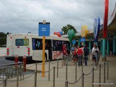 Using the Walt Disney World Bus System from Pop Century Resort
