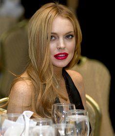 Rick Santorum Snaps Photo of Lindsay Lohan at White House Correspondents Dinner - Us Weekly
