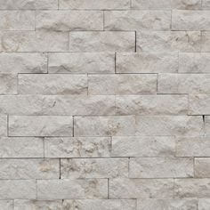 Split Face Limestone Cladding - for hot tub and water feature wall Exterior Wall Cladding, Brick Cladding, Exterior Tiles, Exterior Siding, Exterior Colors, Limestone House, Limestone Wall, Cladding Materials, Facades