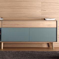 Aparador S1-2 de Treku. Muebles modernos. Colección Aura