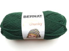 A personal favorite from my Etsy shop https://www.etsy.com/listing/577217336/acrylic-yarn-super-bulky-dark-green