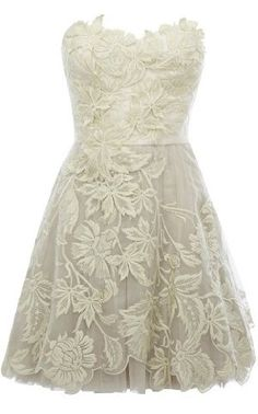 Karen Millen Limited Edition Romantic Embroidery Dress : Limited Editions