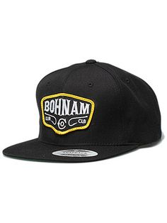 the  Bohnam Lure Club Snapback  Hat  17.99 9a791c237df