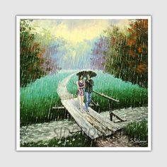Oil Painting GICLEE Print Canvas Fine Art Print of от sidorovart
