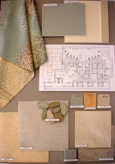 Interior Design - AGH Cancer Center by Julie Brown, via Behance