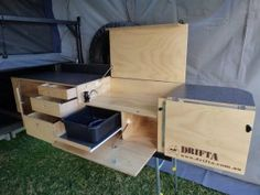 Drifta Camping Kitchens Trailer