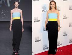 Natalie Portman e Sarah Jessica Parker le 'belle del ballo' a NY » GOSSIPpando | GOSSIPpando