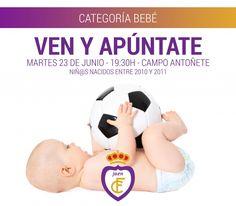La Escuela Bebé del Real Jaén arranca el próximo martes 23 de junio
