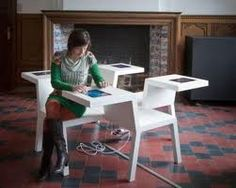 ipads set in tables - Google Search