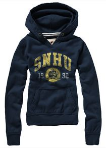 It gets chilly in New Hampshire, so why not pick up a #SNHU sweatshirt to keep warm? #SNHUswag #PenmenPride