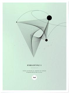FMD / Firlefänze I - III by Fine Nitschke, via Behance
