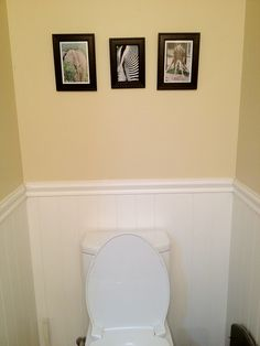 """great """"butt"""" wall for a powder room Powder Room, Mirror, Wall, Photos, Inspiration, Furniture, Home Decor, Biblical Inspiration, Pictures"""