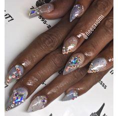 Nail Polish Designs, Nail Designs, Basic Nails, Wedding Nails, Nail Inspo, Cute Nails, Nail Art, Makeup, Beautiful