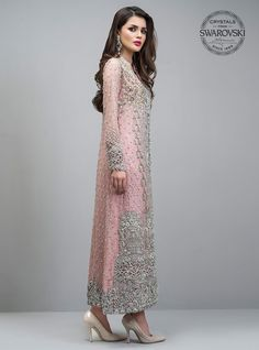 Zainab Chottani leading Pakistani Designer for Bridals and Formal Dresses Asian Wedding Dress Pakistani, Asian Bridal Dresses, Pakistani Party Wear, Pakistani Wedding Dresses, Wedding Dresses For Girls, Pakistani Dress Design, Pakistani Outfits, Indian Dresses, Indian Outfits