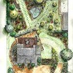 La conception paysagère, des prestations à la carte en fonction de vos envies et de votre budget, pour accéder à un beau jardin personnalisé et fonctionnel.