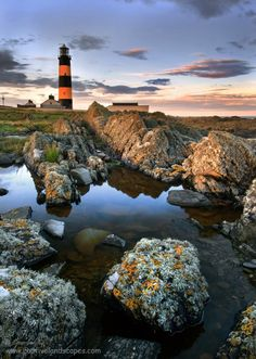 St Johns Lighthouse, County Down, Ireland.  Photo by Stephen Emerson