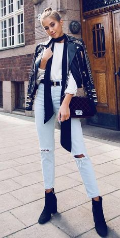 street style outfit