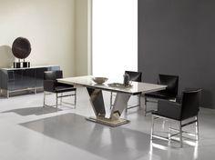 Marmo Tavoli Da Pranzo Per 8 Persone Sala Da Pranzo Mobili Fornito
