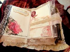Fabric Art Journal