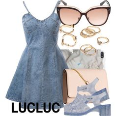 4|22|15 LUCLUC by miizz-starburst on Polyvore featuring H&M and Forever 21