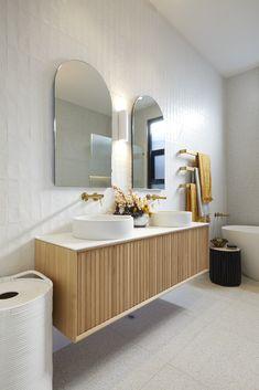 Bathroom Renos, Bathroom Renovations, Ensuite Bathrooms, Bathroom Vanities, The Block Bathroom, Beaumont Tiles, Bathroom Design Luxury, Bathroom Lighting Design, Bath Design