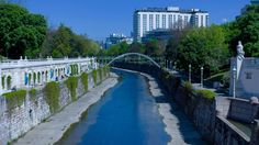 """See 1697 photos from 12662 visitors about parks in vienna, fresh air, and monuments. """"Shady park with nice paths and a lake with swans and ducks. Vienna, Four Square, Paths, River, Outdoor Decor, Urban Park, Rivers, Walkways"""