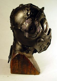 Gas Mask- Prepare for every eventuality, and look cool while doing so.