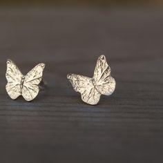 d296d6765 Butterfly Stud Earrings Phoenix Jewelry, Flower Petals, Gifts For Women,  Red Panda,