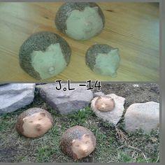 Hedgehogs. Siilit.