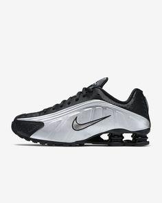 Nike Shoes Blue, Nike Shox Shoes, Casual Sneakers, Air Max Sneakers, Sneakers Nike, Mens Nike Shox, Golden Shoes, Fresh Shoes, Nike Air Vapormax