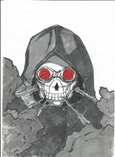 SAO Death Gun by FallenCoffeebeaN ...