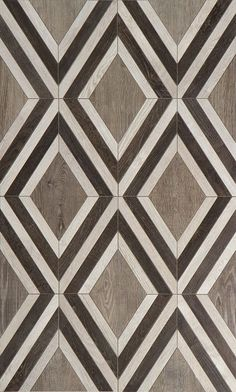 Sterling Row's Argyle Pattern in Charcoal is a lovely large scale pattern appropriate for floors or walls.