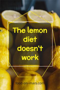 """I read Beyonce tried the lemonade diet, """"the Master Cleanse Lemonade Diet"""". However, if you are struggling to lose weight you have to pay attention to the common mistakes that bring you far from your goal.The idea is to drink water with lemon juice for a couple of week and see the benefits and the results. However this is a dangerous and weird diet. As a registered dietitian I don't recommend it. Stay away from fad diets.Check out my blog to find out all the weirdest diets to avoid…"""