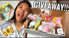 HUGE SQUISHY GIVEAWAY!! *OPEN!!*