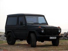 matte black mercedes g wagon