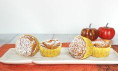 Pumpkin Spice Muffins #yummyfood
