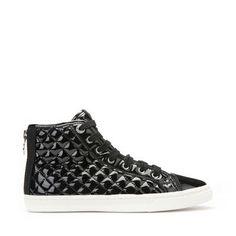 New Club - Women's Black Sneakers | Geox