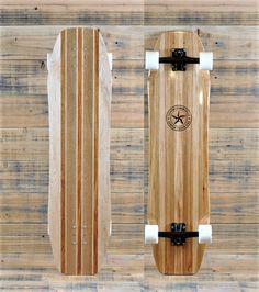 San Marcos Custom Longboard