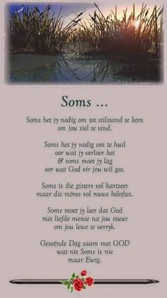 Soms moet jy leer dat God met liefde mense na jou stuur om jou lewe te verryk. Pray Quotes, Faith Quotes, Qoutes, Life Quotes, Empowering Quotes, Uplifting Quotes, Good Morning Wishes, Good Morning Quotes, Birthday Prayer