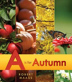 A is for Autumn: books and #preschool activities for fall.